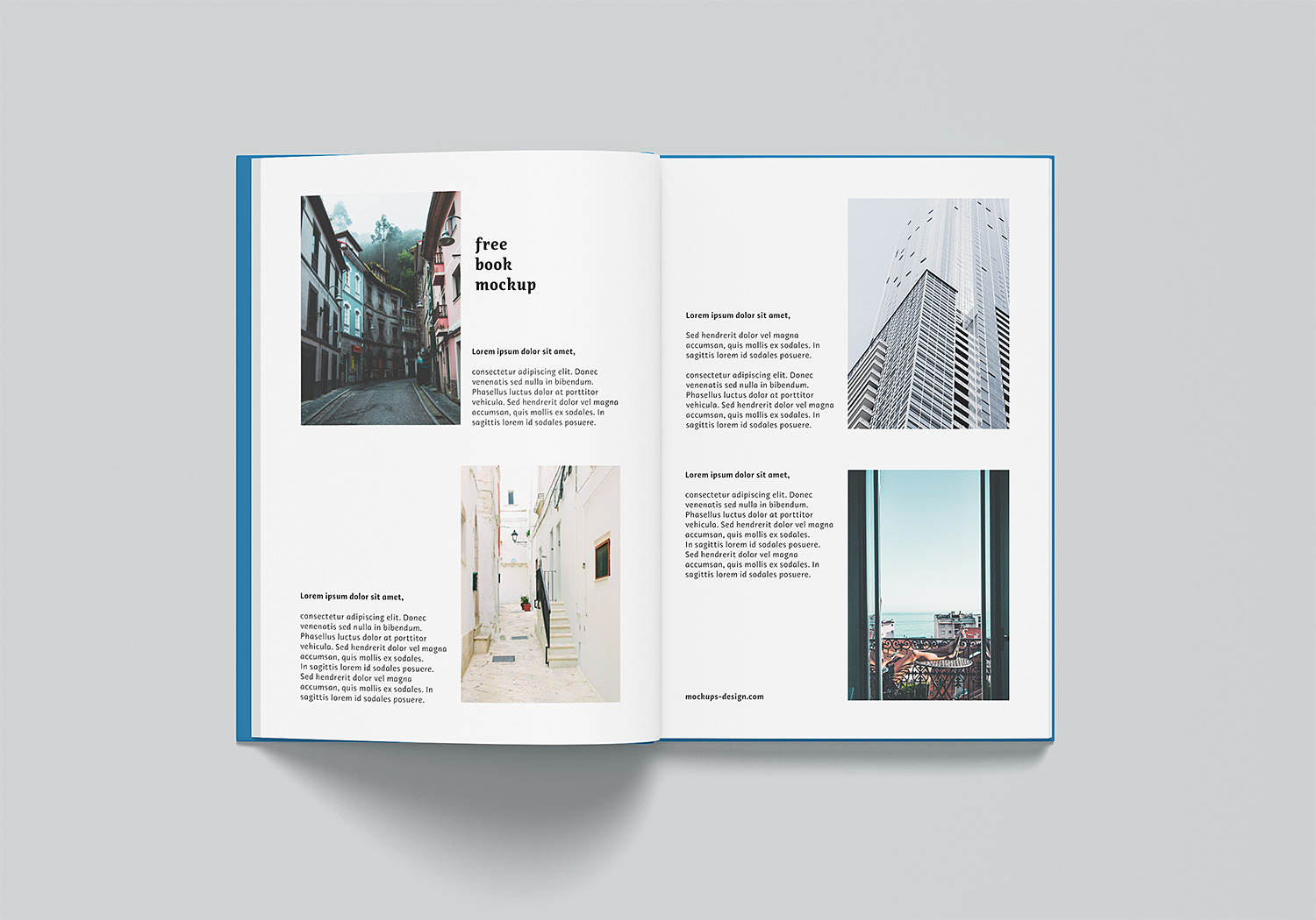 Hardcover Book With Pictures : Book mockups free mockup