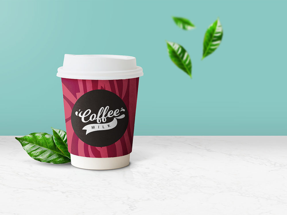 Coffee Cup Mock Up Free