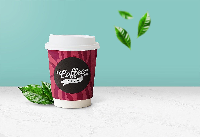 Coffee Cup Mock Up Free   Free Mockup