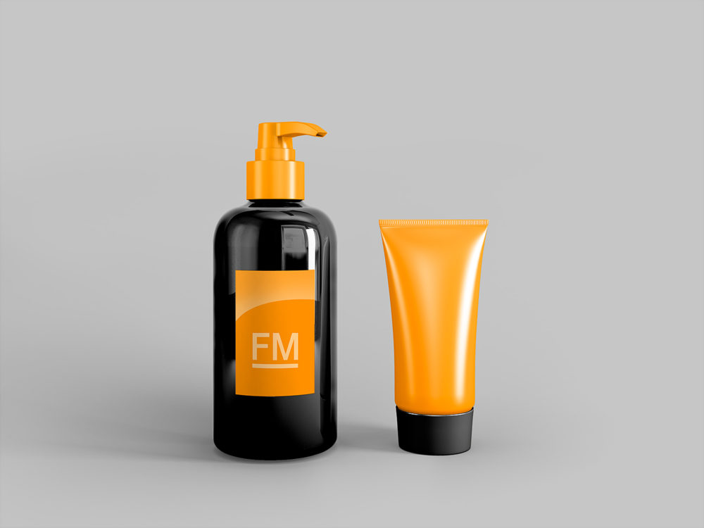 Cosmetic Mockup Free