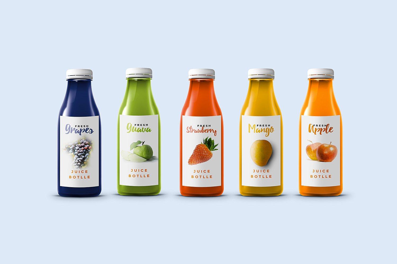 Download Juice Bottle Mockup   Free Mockup Free Mockups