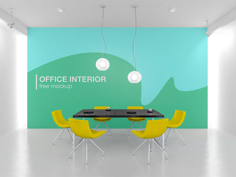 Free Office Branding Mockup Freeeeeee Office Branding Mockup