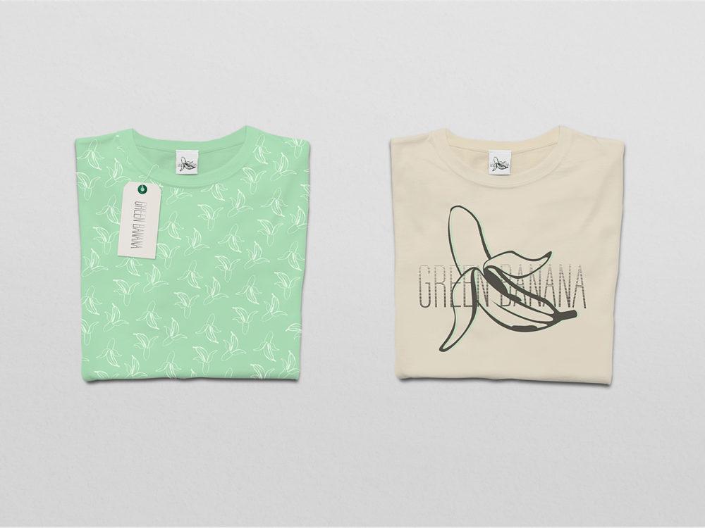 T-Shirt Brand Free Mockup