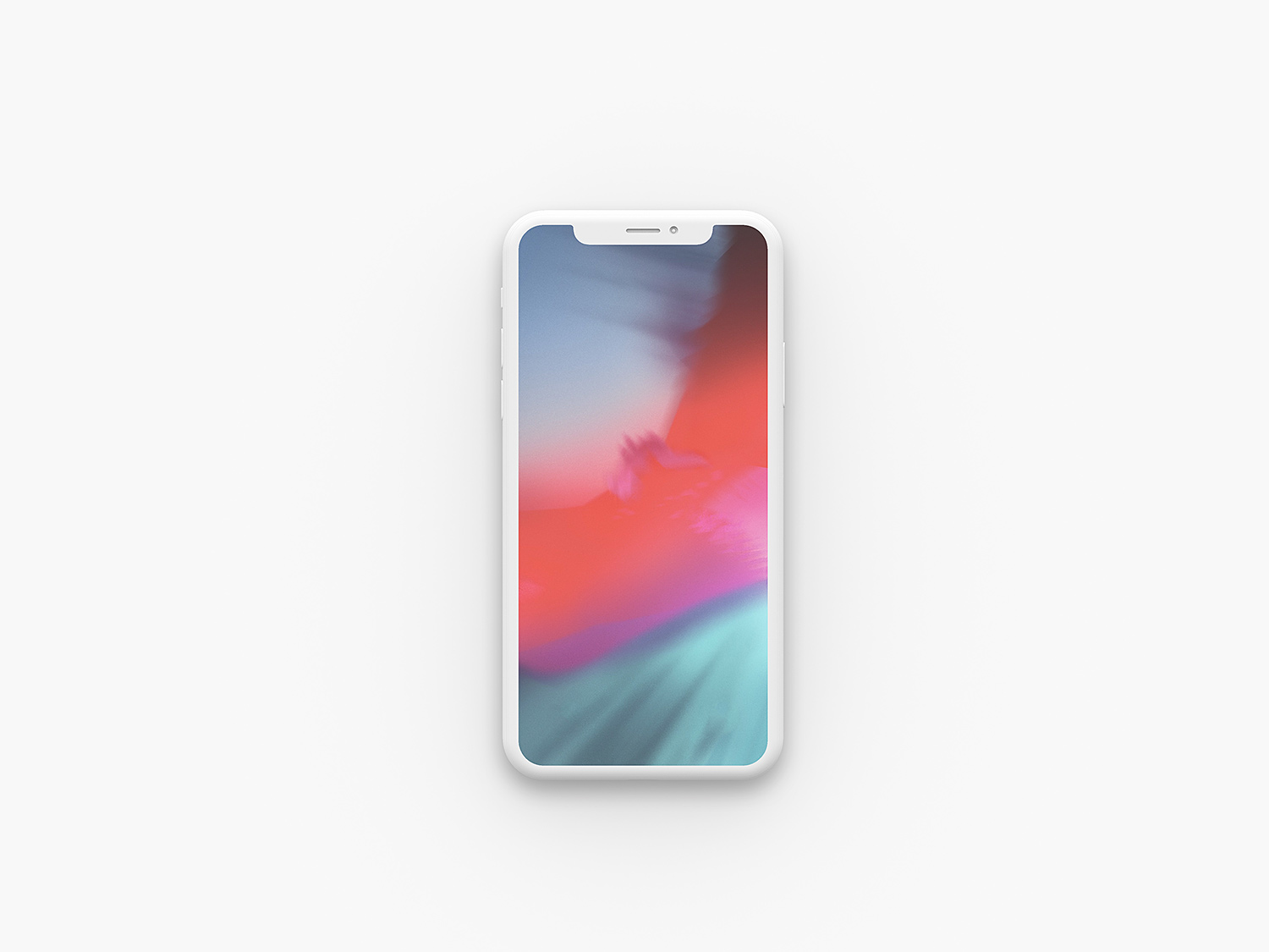 Clay-iPhone-X-Presentation-Mockup-06