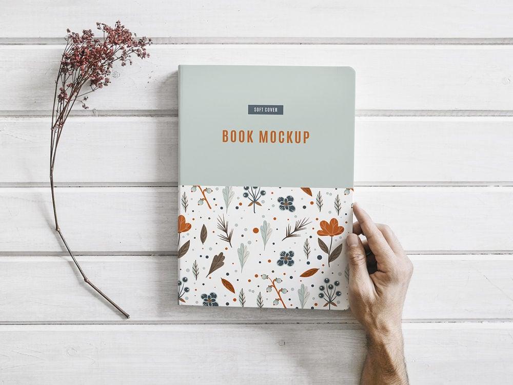 Mockup Book Free
