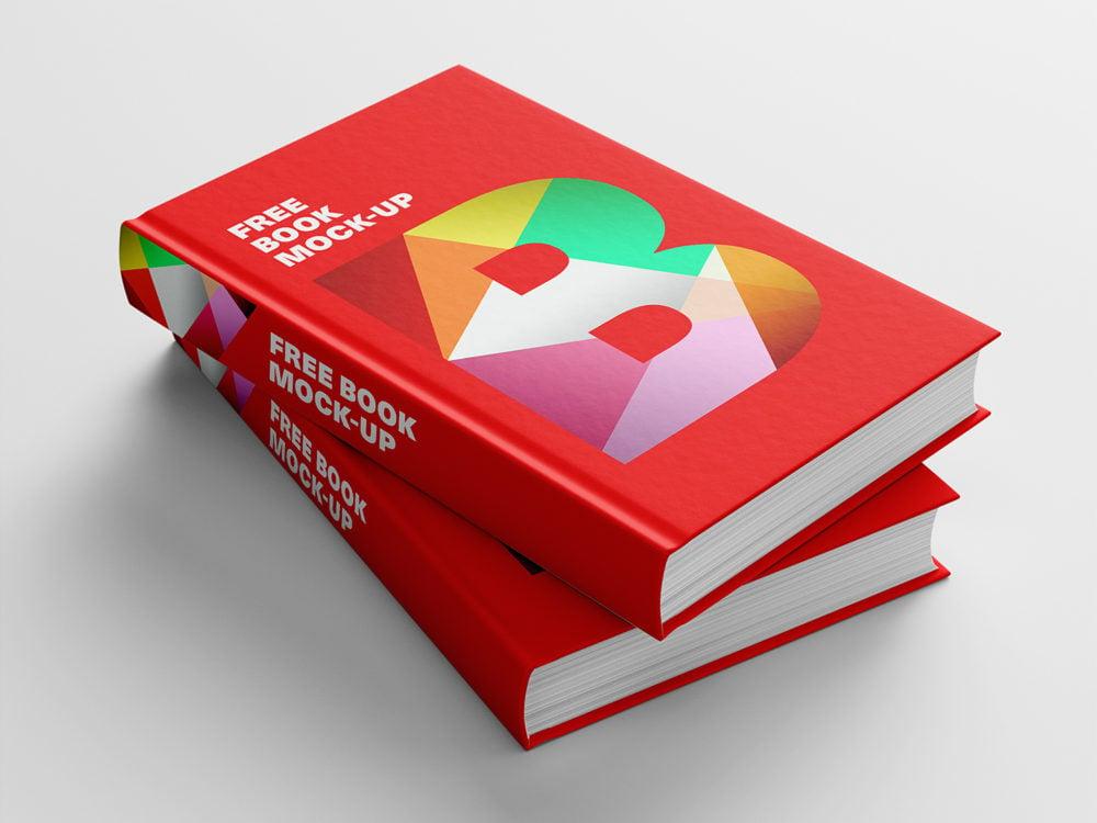 Mockup Book Free PSD
