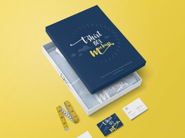 Mockup Packaging Free