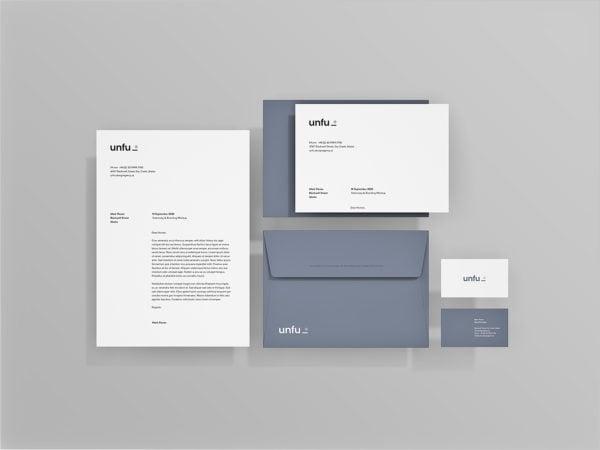 Simple Branding Mockup