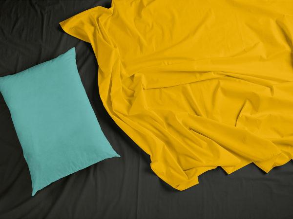 Textile Complete Bedding Mockup