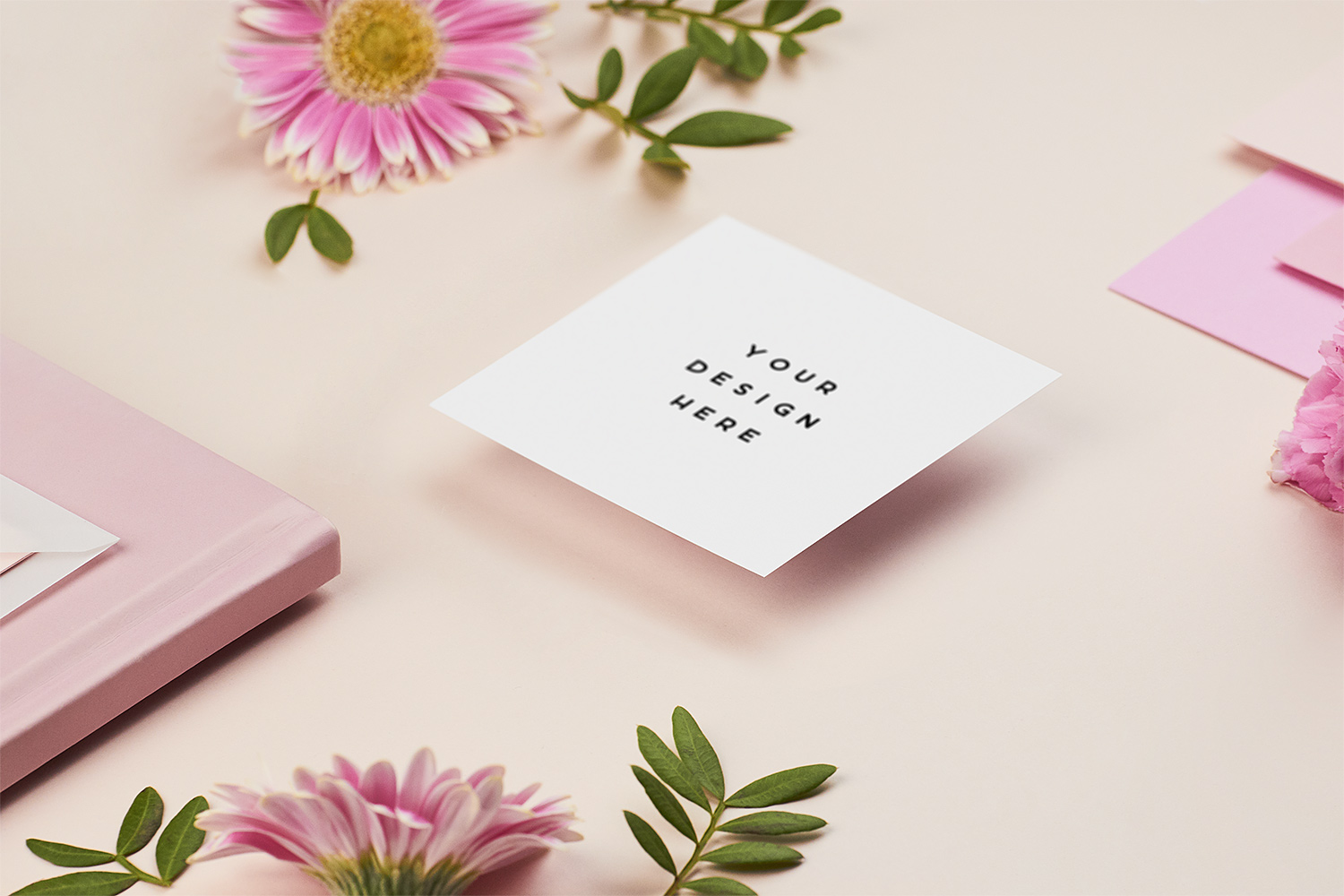 Thank-You-Card-Mockup-Floral-Set-05