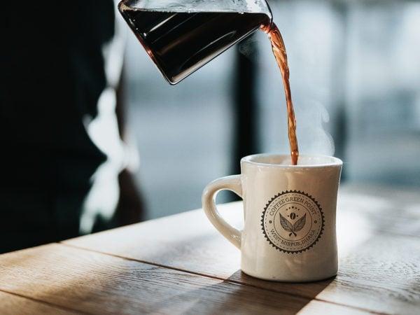Free Logo Coffee Cup Mockup