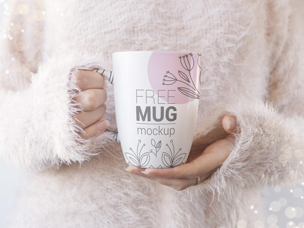Free Mug Mockup Set