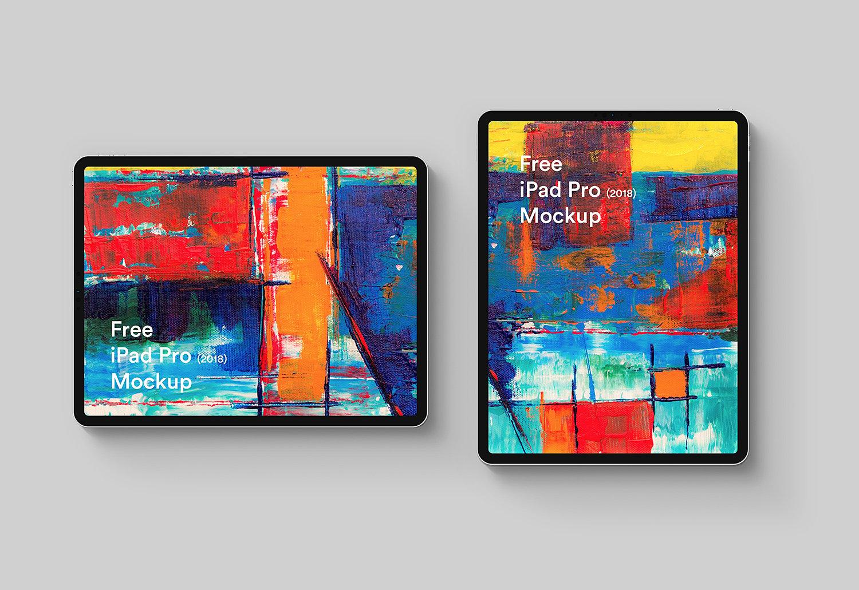 Top Five Free Tablet Mockup Sketch - Circus
