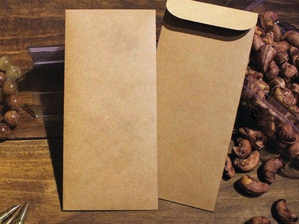 Vertical Envelope Free Mockup