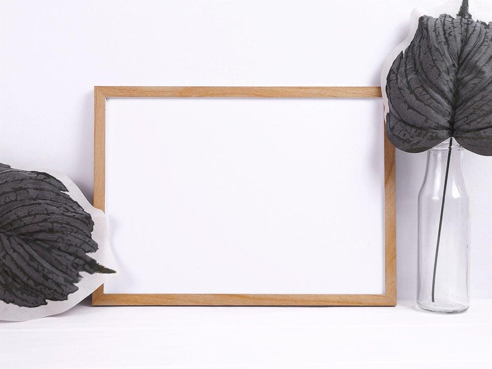 Minimalistic Frame Free Mockup