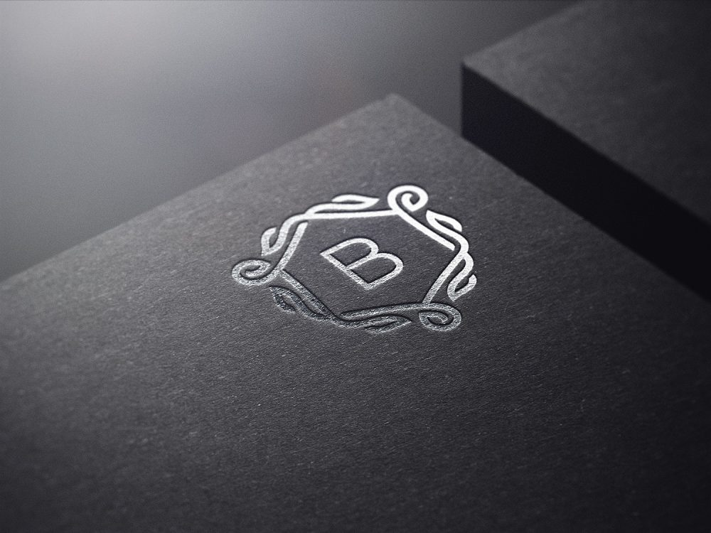 Branding Logo Mockups Set