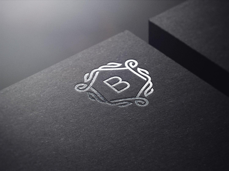 Branding Logo Mockups Set 02