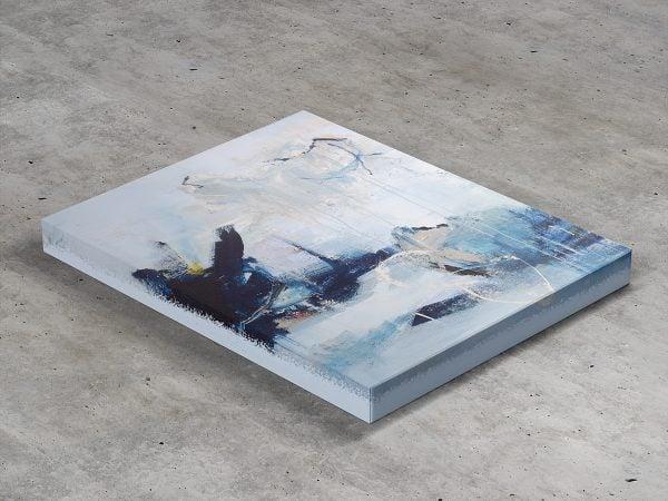 Free Minimalist Canvas Mockup