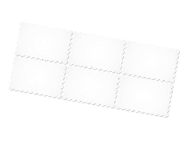Free Marks/Stamps Mockup
