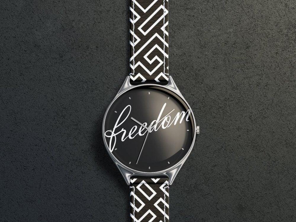 Free Watch Mockup