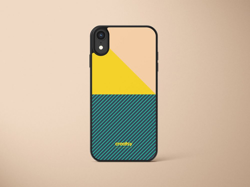 Free iPhone XR Case Mockups