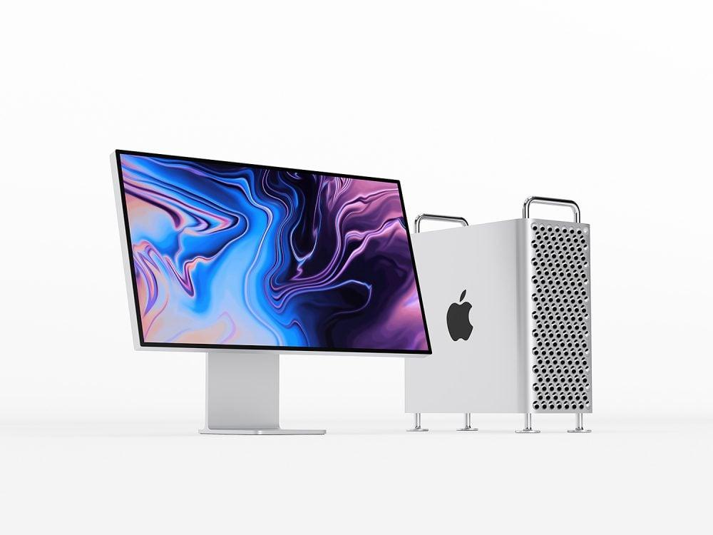 New Mac Pro 2019 Mockup
