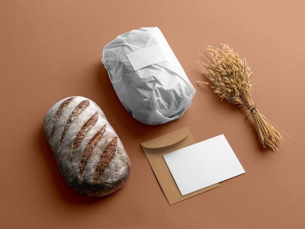 Bakery Branding Free Mockup