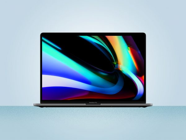 Apple MacBook Pro 16 Inch Mockup