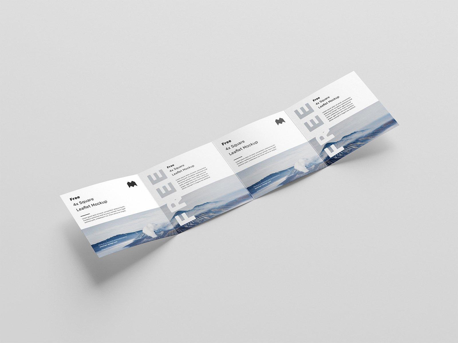 Mockup Psd Free Business Card