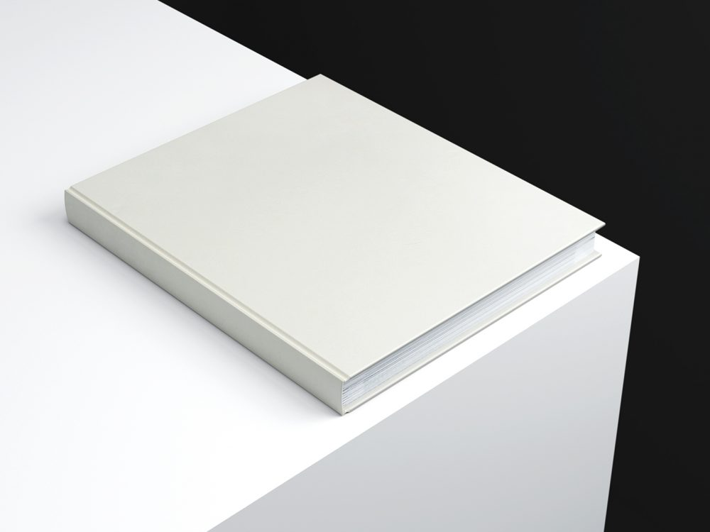 PSD Book Free Mockup