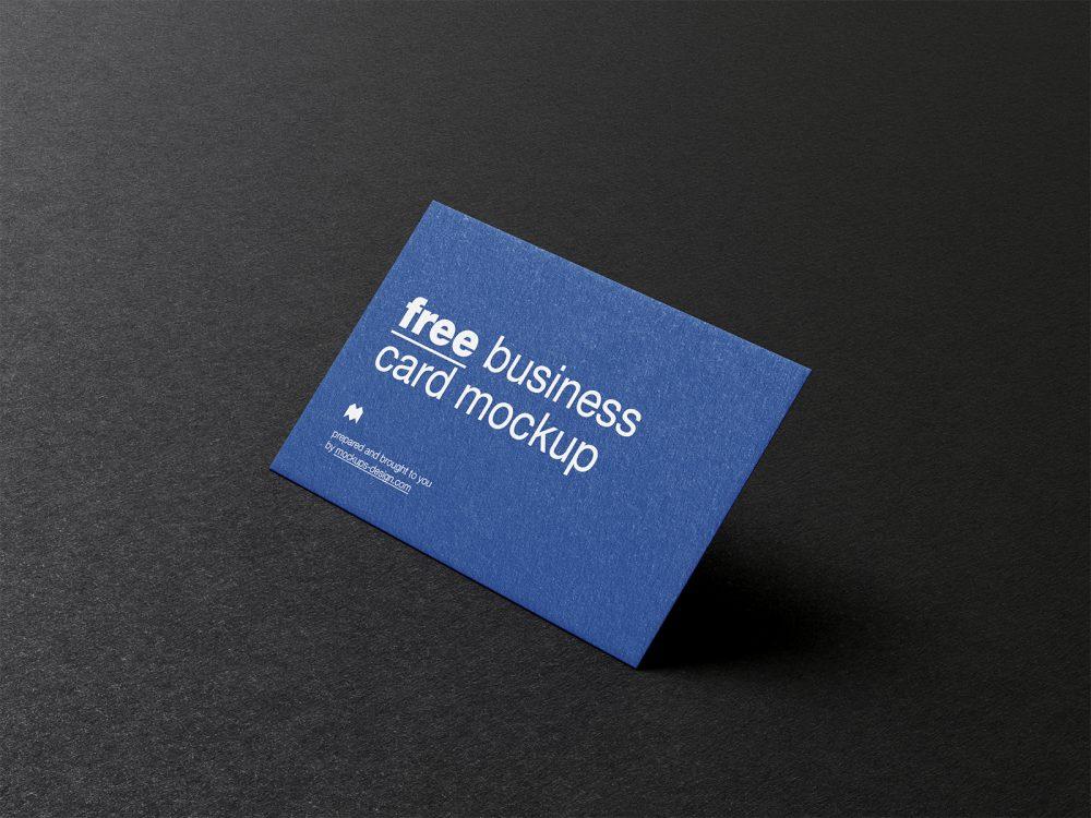 Business Cards Free Mockups