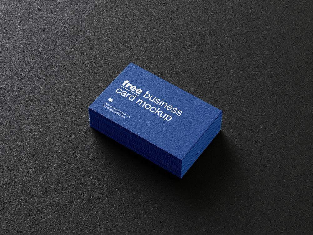 Business Cards Free Mockups
