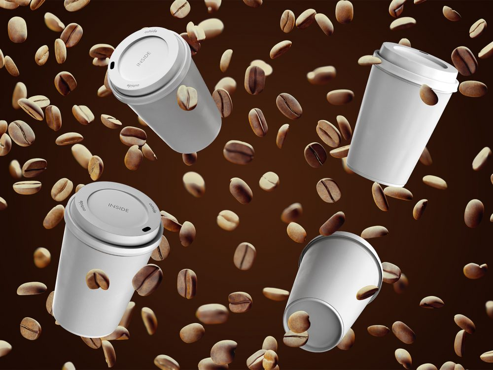 Coffee Branding Mockup Set