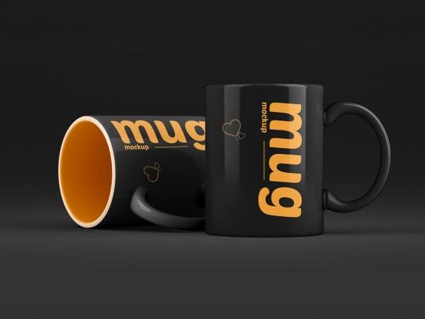 Free Coffee Mug / Cup Mockup