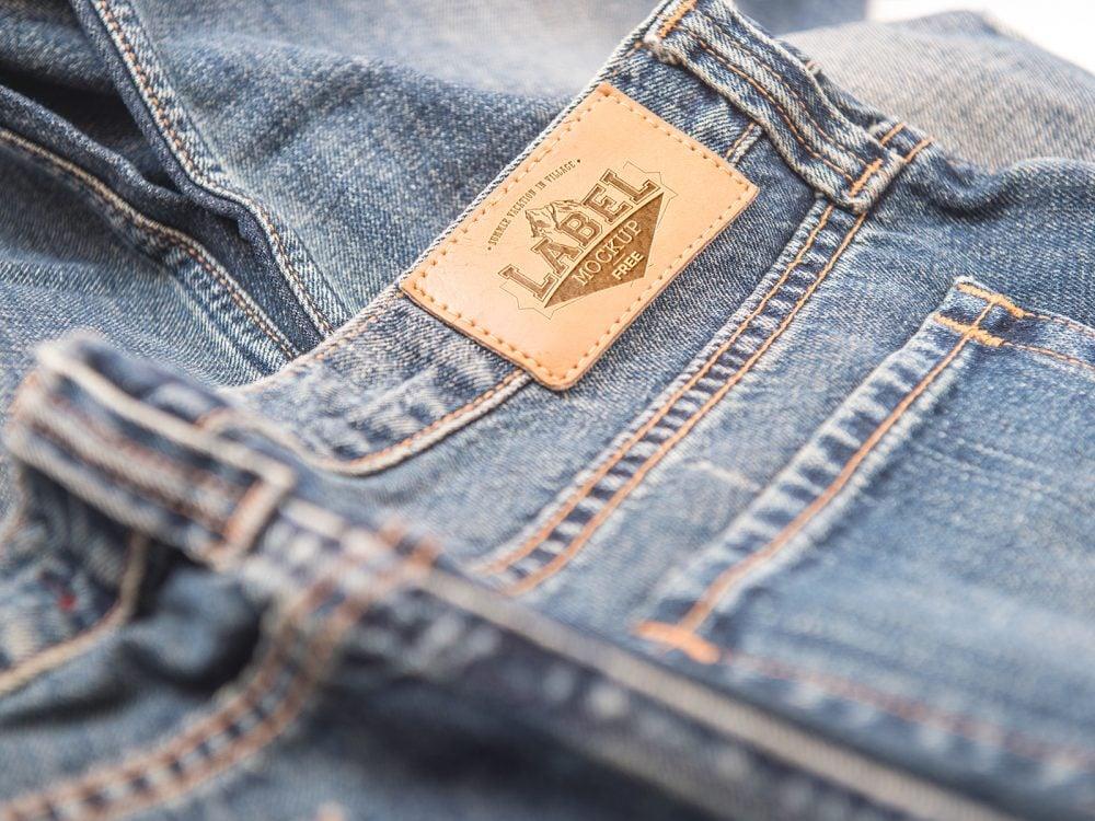 Clothing Label Tag Free Mockups