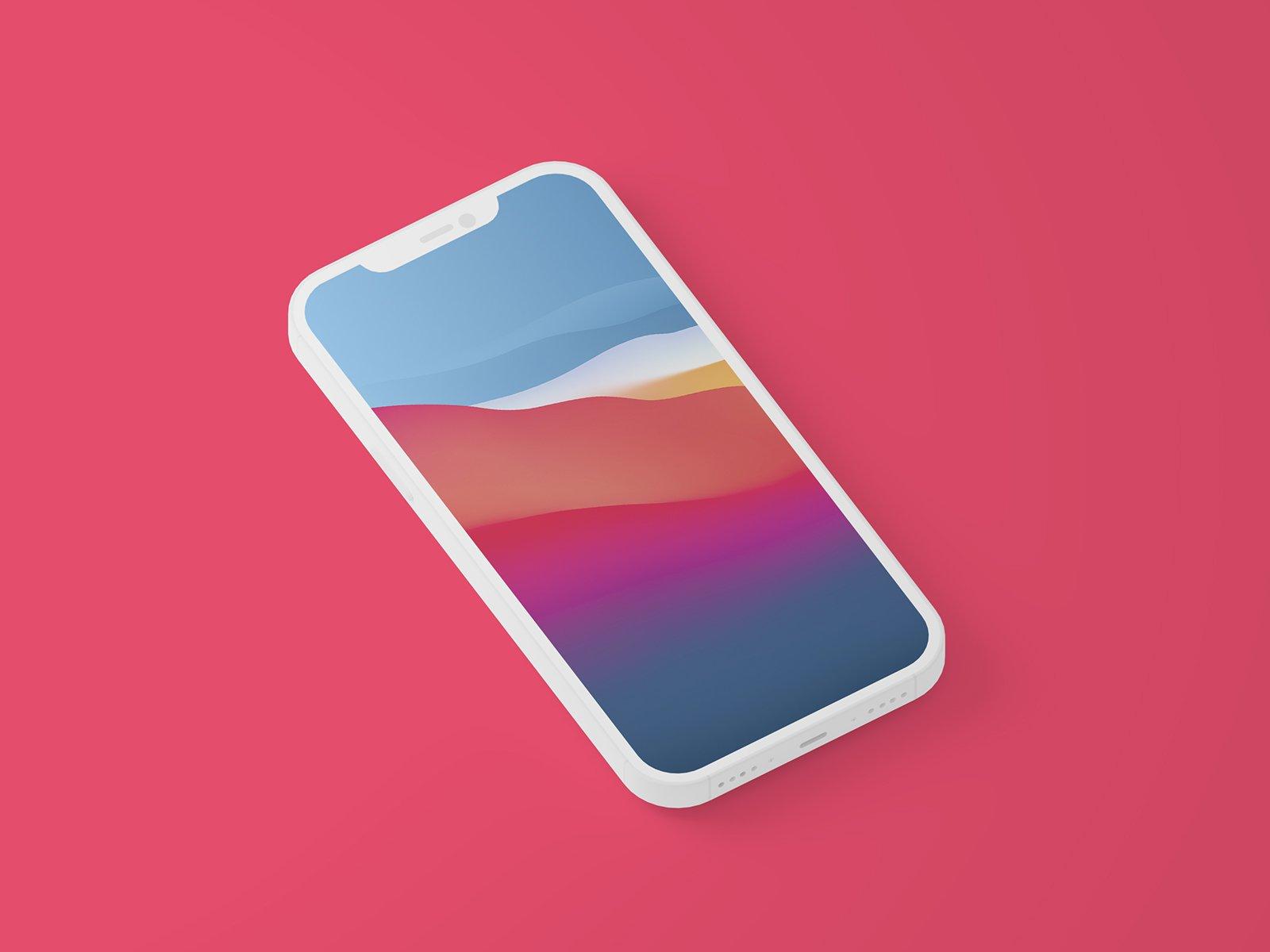 iPhone Mockups   Free Mockup