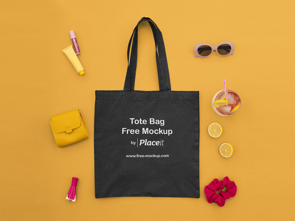 Tote Bag Placeit Free Online Mockup