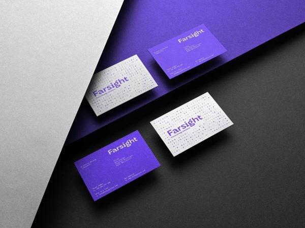Business Cards Branding Free Mockup