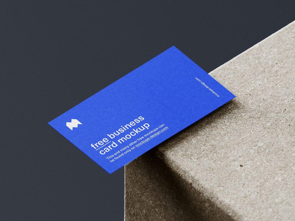 Business Card Free Mockups